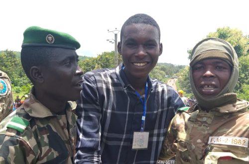 Article : Dix jours après le putsch mené par le lieutenant-colonel Doumbouya en Guinée