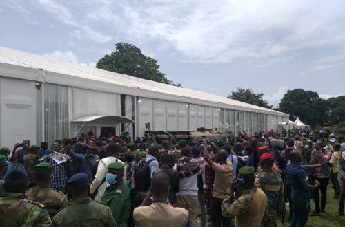 Article : Coup d'Etat en Guinée : le CNRD acte définitivement l'après-Condé