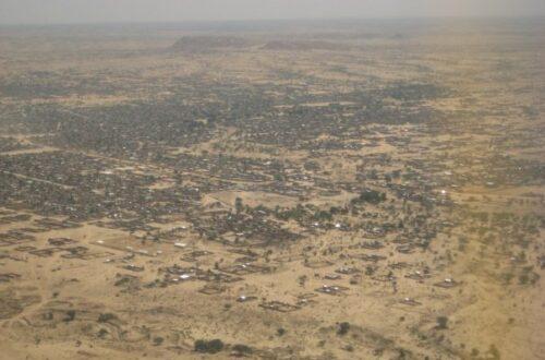 Article : Tchad : la ville d'Abéché installe son tout premier rond-point