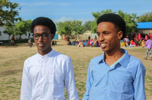 Article : Les Tchadiens et leurs remarquables coupes de cheveux afro