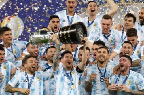 Article : Messi entre un peu plus dans la légende du football