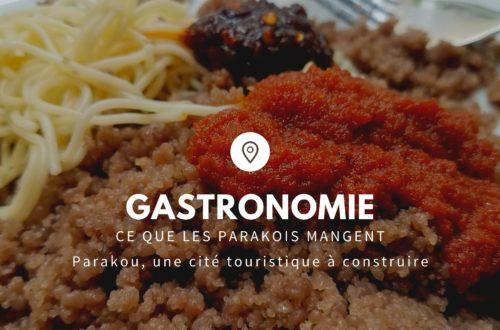 Article : Gastronomie : ce qu'on mange à Parakou