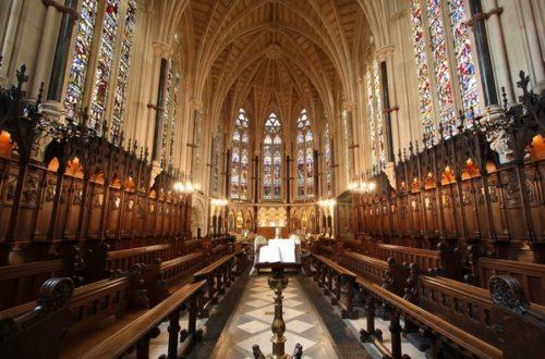 Article : Don't take me to church (ne me conduit pas à l'église)